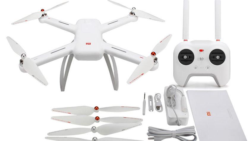 Xiaomi Mi Drone 4K con envío desde España en 2 días