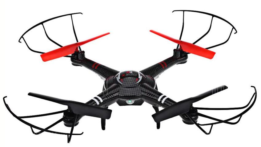 XK X260 Drone de control remoto – Conector Europeo (envío desde europa)