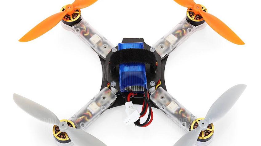 Super – X V2 125mm Mini Brushless RC Racing Drone – BNF