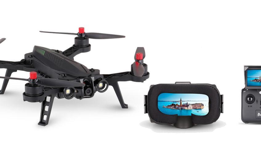 MJX Bugs 6 250mm RC con Cámara