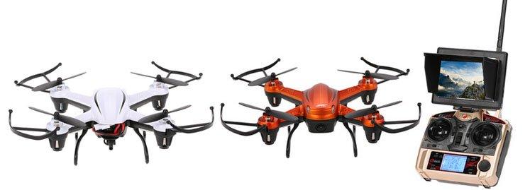 JJRC H32GH 2.4GHz RTF – Drone con FPV y retorno a casa