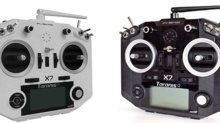 FrSky TARANIS Q X7 2.4GHz 7CH desde EUROPA