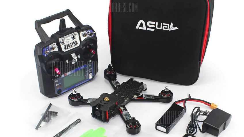 ASUAV RS220 220mm FPV – RTF