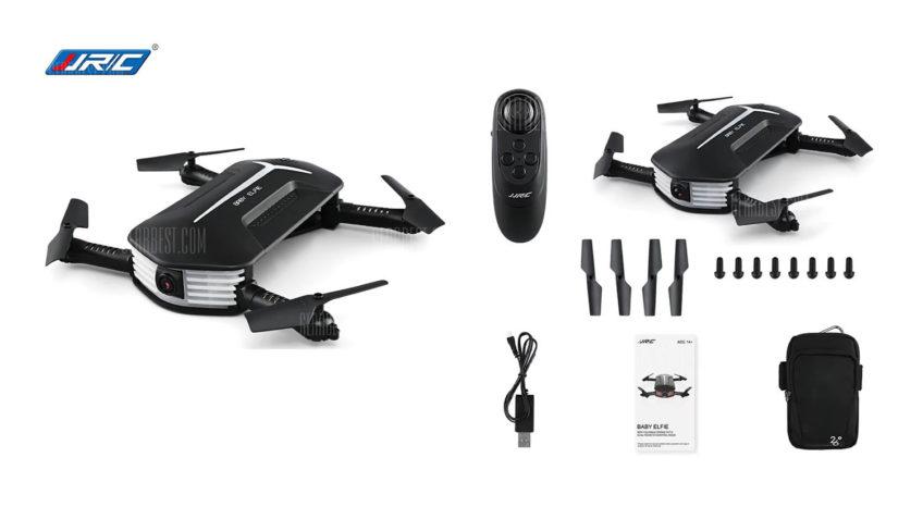JJRC H37 Mini Selfie Drone desde Europa