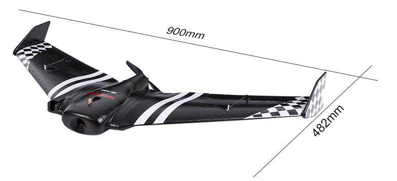 Ala Fija FPV completa – SONICMODELL AR.Wing 900mm