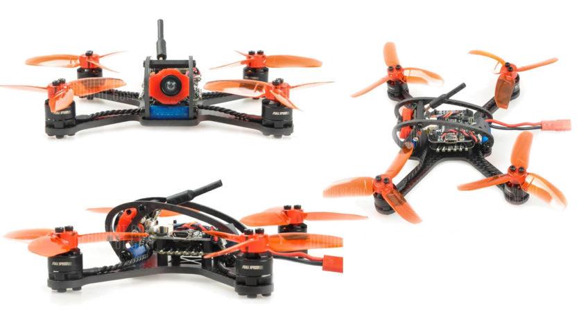 Leader – 120 120mm FPV Racing Drone desde España