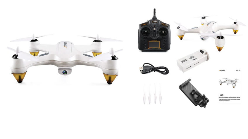 JJRC JJPRO X3 Drone RTF