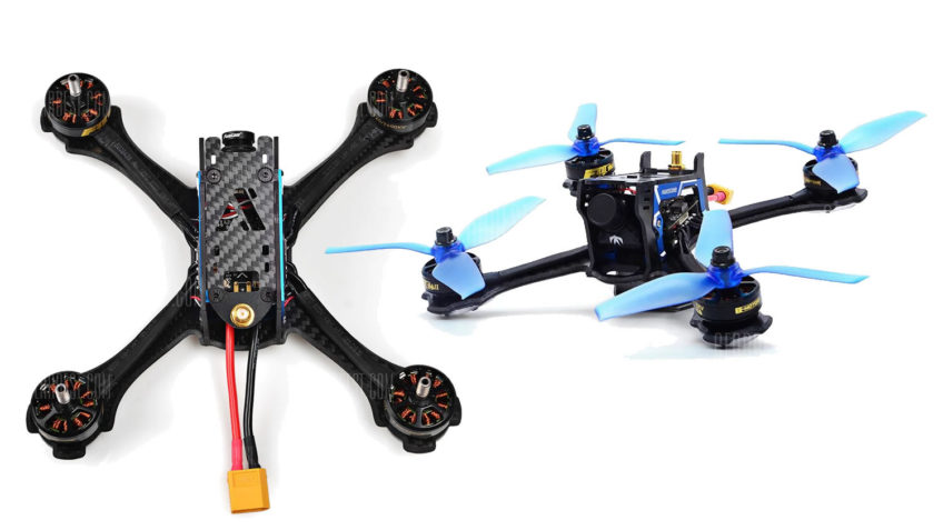 Drone ASUAV F200 200mm FPV