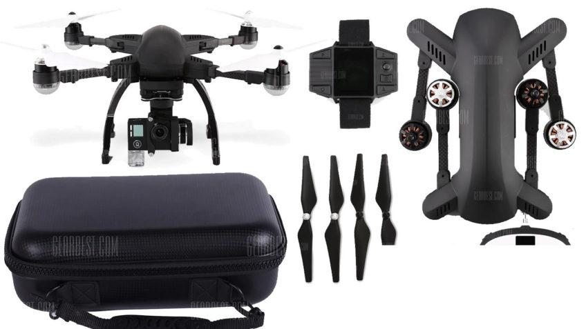 SIMTOO Dragonfly Drone Pro – RTF