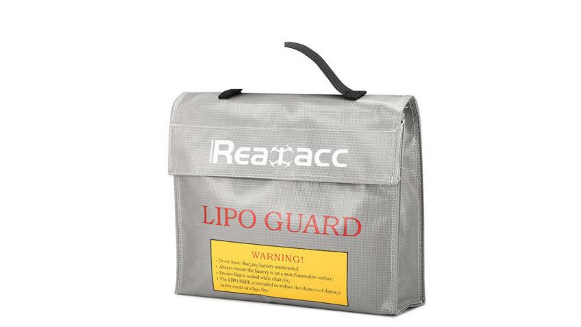 Bolsa baterías LIPO