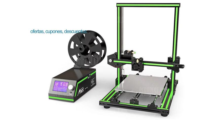 Anet E10 de Aluminio Impresora 3D desde EUROPA
