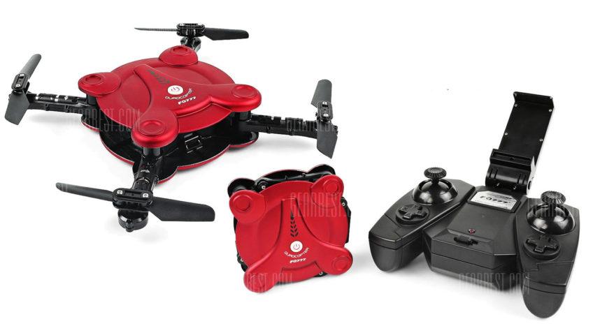 Mini Drone Plegable FQ777 FQ17W – RTF