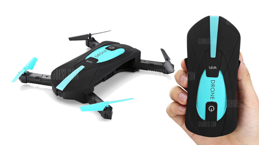 JY018 Mini drone plegable de bolsillo