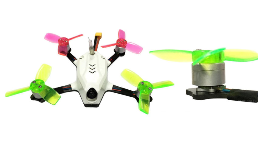 ZING 110 FPV Brushless