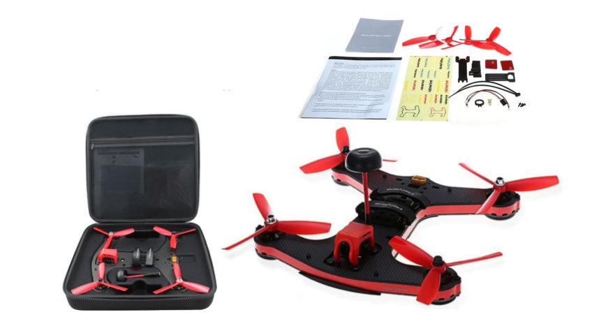 Drone Racer Holybro shuriken 250