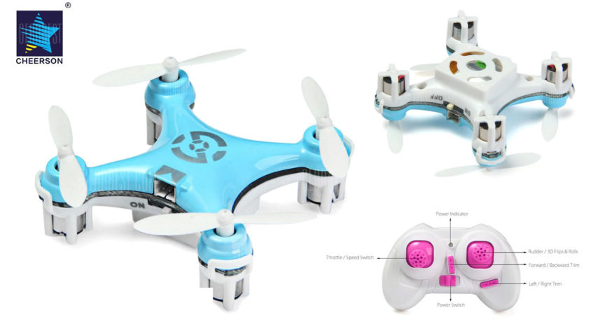 Drone Cheerson CX-10 RTF
