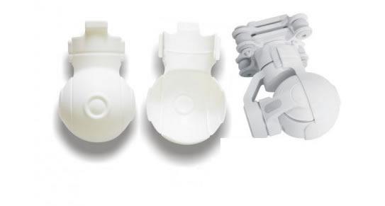 Protector Gimbal y lente del Xiaomi Mi Drone
