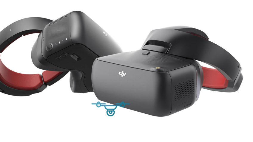 DJI Goggles RE (Racing Edition)