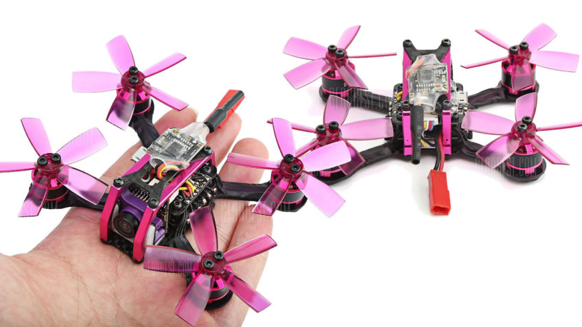 Drone FuriBee GT 90MM Fire Dancer