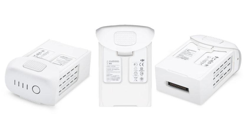 Baterías DJI Phantom 4 Pro 5870 mAh