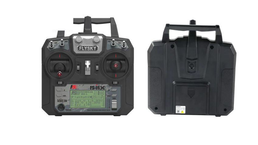 Flysky FS – I6x 2.4G  Emisora 10 canales