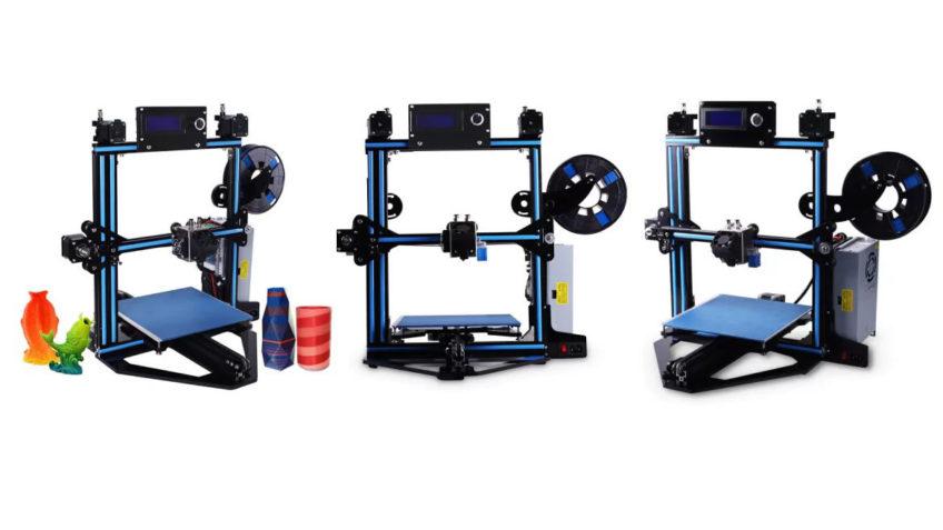 Impresora 3D Zonestar Z5MR2 (desde España)