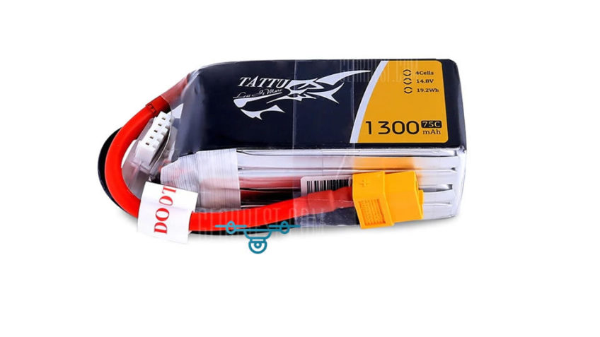 Baterías tattu 4S 1300mah 75C