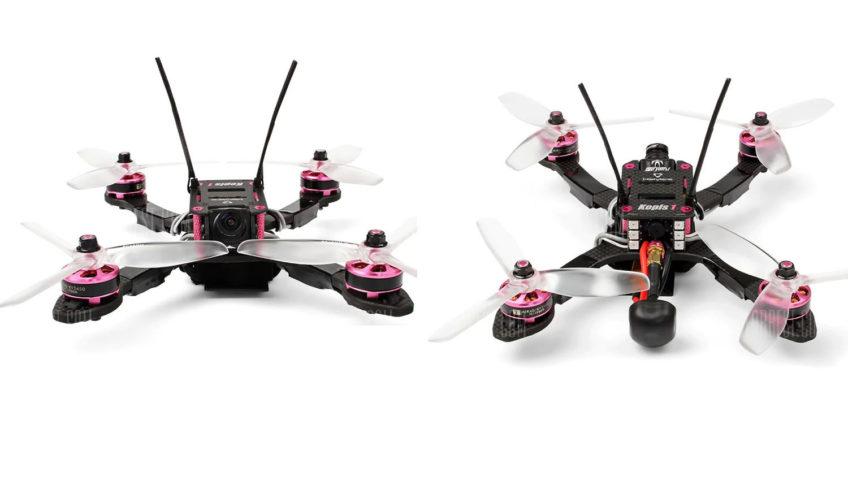Drone racer Holybro Kopis