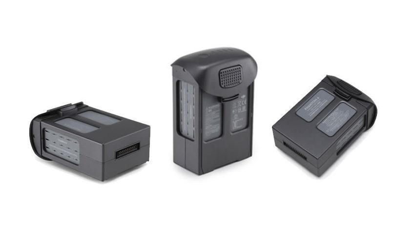 Baterías DJI Phantom 4 Pro Obsidian