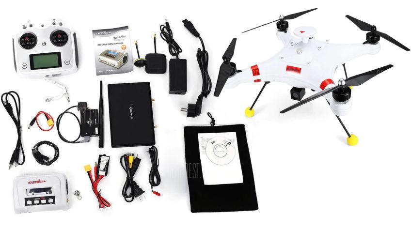 Drone para Pesca IP67 IDEAFLY POSEIDON