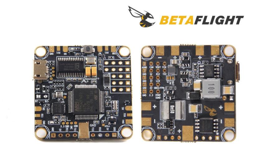 Controladora Betaflight F4