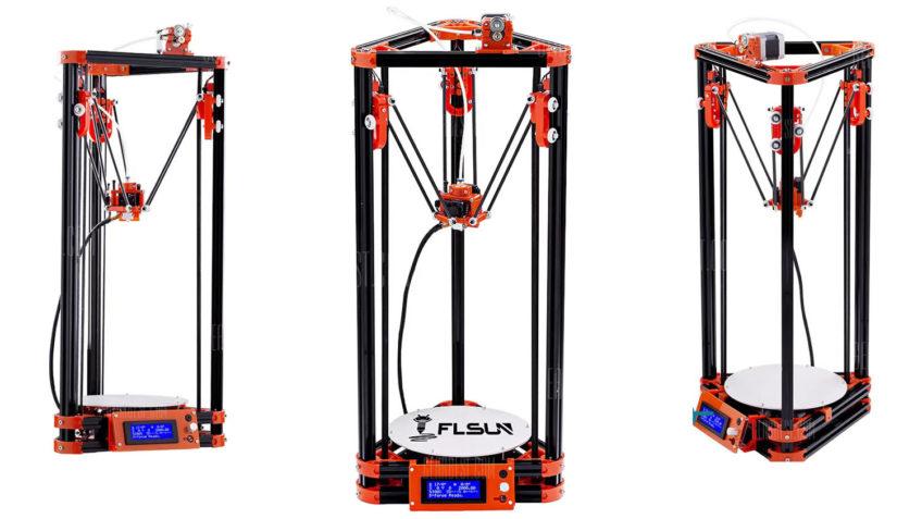 FLSUN FL – K Base Impresora 3D Delta