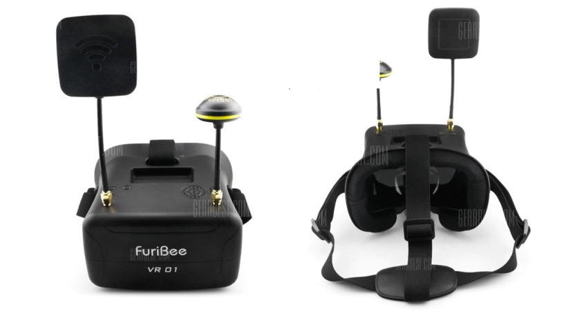 Gafas FPV Furibee Vr01