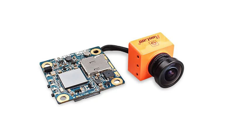 Cámara FPV RunCam Split 2 2MP HD con módulo WIFI