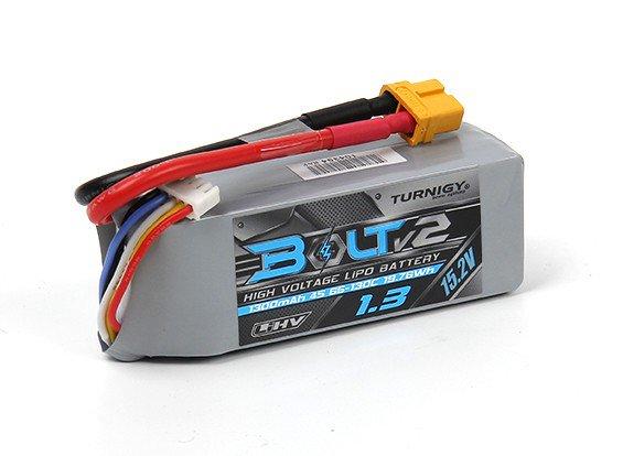 Turnigy Bolt V2 1300mAh 4S 65~130C
