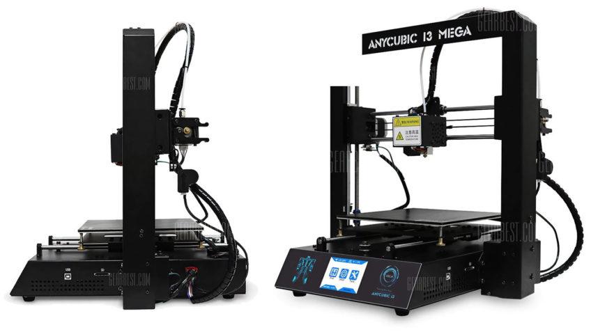 Impresora Anycubic I3 MEGA