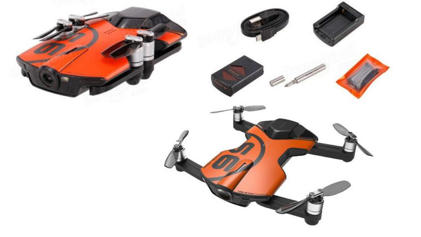 Drone Wingsland S6 4K GPS