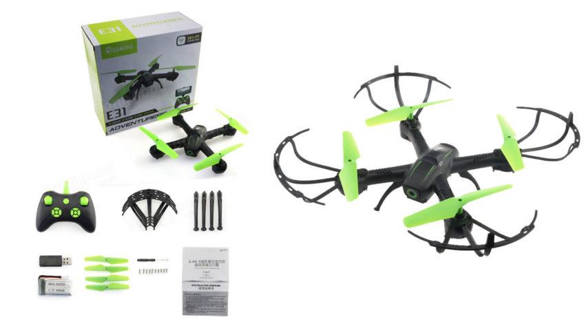 Drone Eachine E31HC