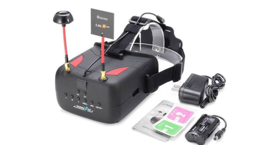 Gafas FPV VR D2 Pro