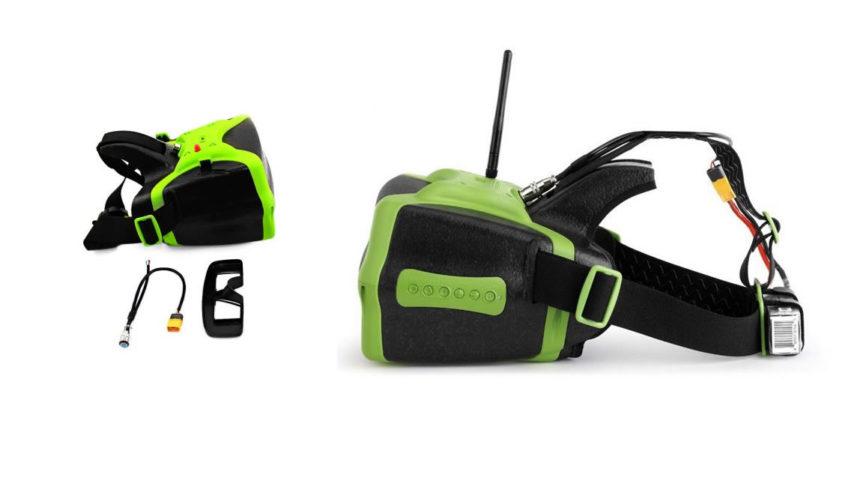 Headplay SE V2 5.8G 40CH 1200 * 600