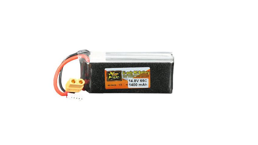 Batería Zop Power 4s 1400mAh – 65C