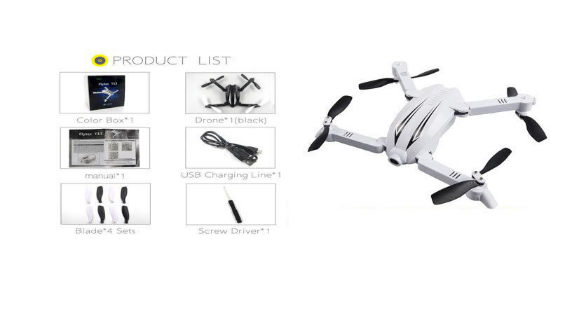 Drone Flytec T13