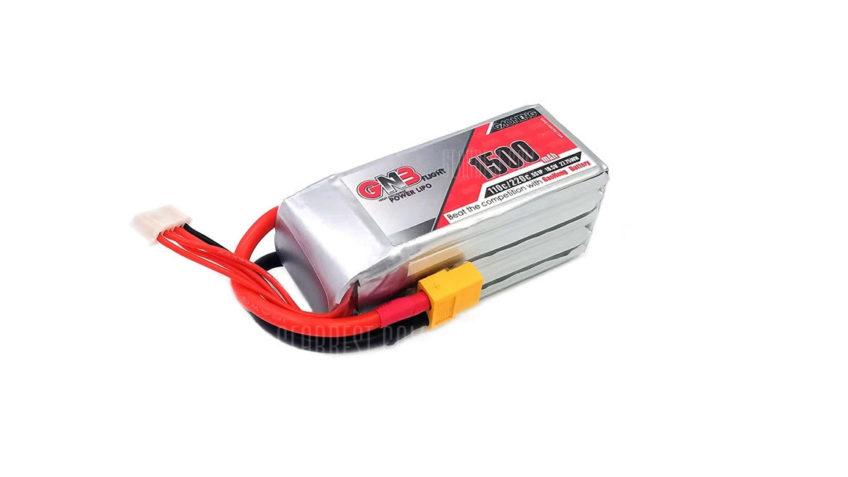 Batería Gaoneng 5S 18.5v 1500mah 110C