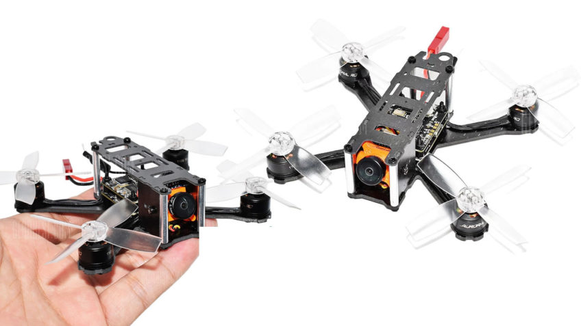 Drone QAV105 105mm