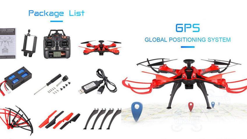 Drone Feilun FX176