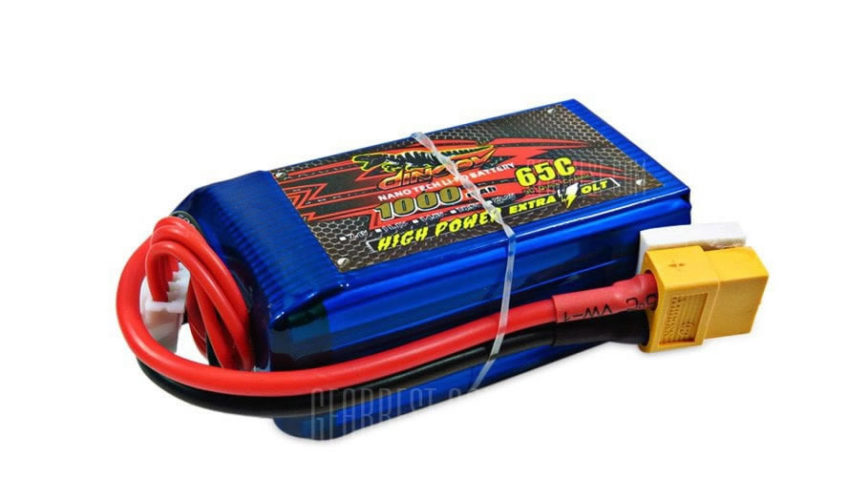 Batería 4S 65C Dinogy XT60