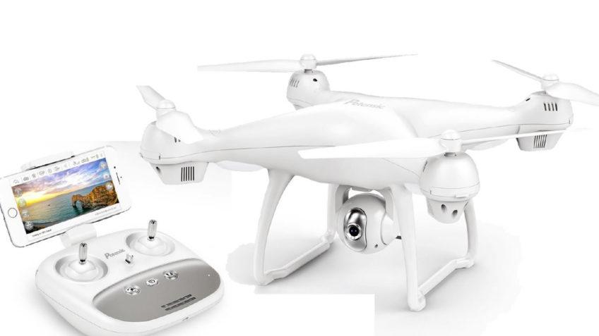 Drone T35 con GPS