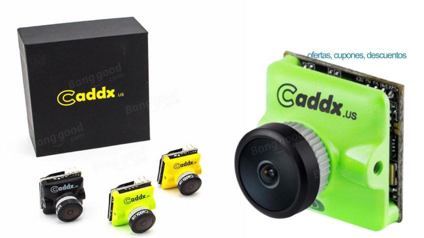 Cámara FPV Caddx Turbo Micro SDR2