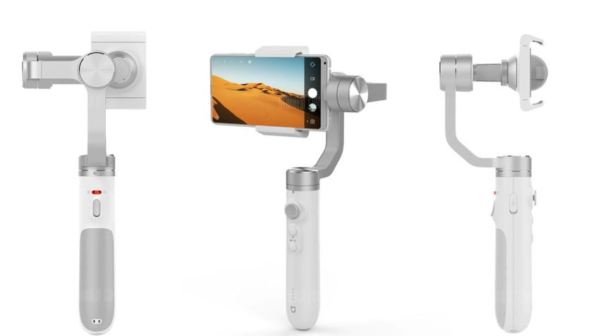 YI Gimbal Smartphone 3-Axis Stabilizer 360°