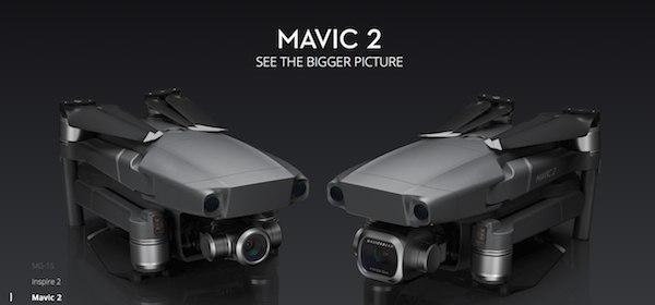 DJI Mavic 2 ZOOM envío desde Europa